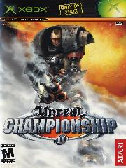 Обложка Unreal Championship