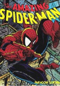 Обложка The Amazing Spider-Man (1990)