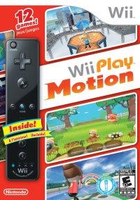 Обложка Wii Play: Motion