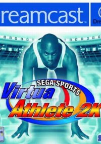 Обложка Virtua Athlete 2K
