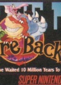 We're Back! A Dinosaur's Story – фото обложки игры