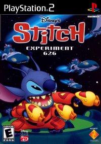 Обложка Disney's Stitch: Experiment 626