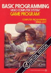 Обложка BASIC Programming