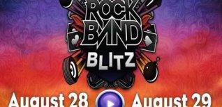Rock Band Blitz. Видео #2