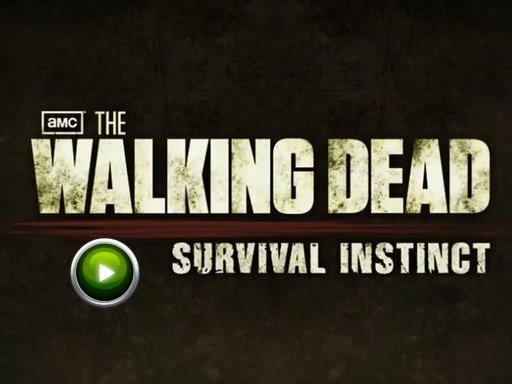 The Walking Dead: Survival Instinct. Геймплейный трейлер зомби- шутера