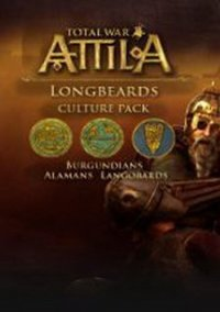 Обложка Total War: ATTILA - Longbeards Culture Pack