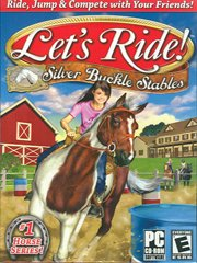 Обложка Let's Ride! Silver Buckle Stables