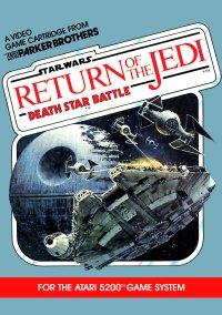 Обложка Return of the Jedi: Death Star Battle