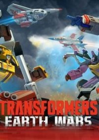 Обложка Transformers: Earth Wars