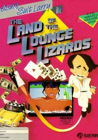 Обложка Leisure Suit Larry in the Land of the Lounge Lizards