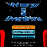 Скриншот Warp 5 Overdrive