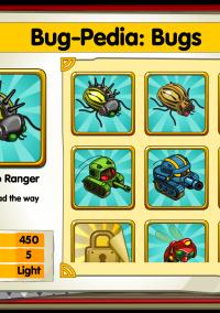 Обложка Bug Invasion