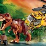 Скриншот LEGO Jurassic World – Изображение 7