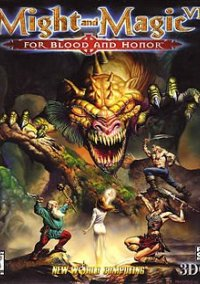 Might and Magic 7: For Blood and Honor – фото обложки игры