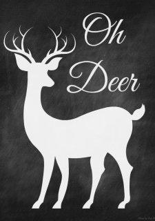 Oh, Deer!