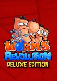 Обложка Worms Revolution
