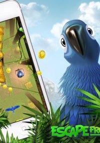 Escape From Rio – Blue Birds – фото обложки игры