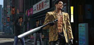 Yakuza: Kiwami. Геймплейный трейлер западной версии Yakuza Kiwami