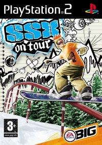 Обложка SSX on Tour