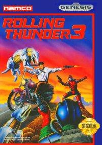 Обложка Rolling Thunder 3