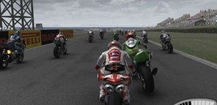 SBK 09: Superbike World Championship. Видео #1