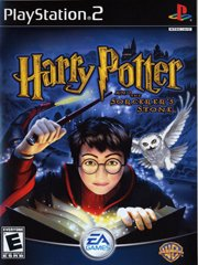 Обложка Harry Potter and the Sorcerer's Stone