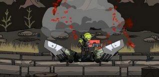 Crashnauts. Трейлер для Kickstarter
