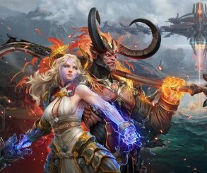 MMORPG Skyforge от Allods Team выйдет на PS4