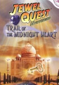 Обложка Jewel Quest Mysteries: Trail of the Midnight Heart