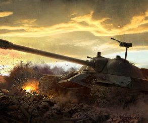 Стартовал бета тест World of Tanks для Xbox 360