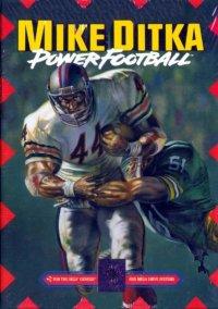 Обложка Mike Ditka Power Football
