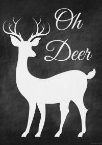 Обложка Oh, Deer!