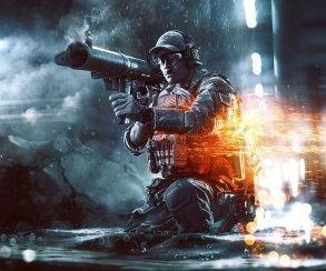 Чамп и Бейсовский транслируют Battlefield 4: Second Assault