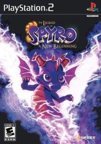 Обложка The Legend of Spyro A New Beginning