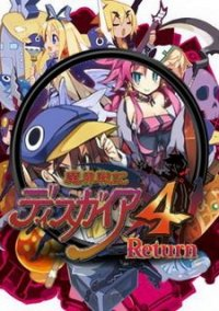 Обложка Disgaea 4: Return