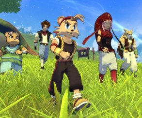 Французы скрестили файтинг с японскими RPG в новой Shiness