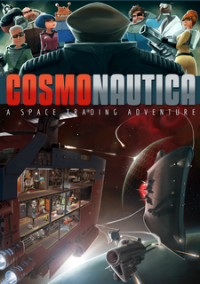 Обложка Cosmonautica - A Space Trading Adventure