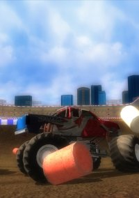 Monster Truck Maniax – фото обложки игры