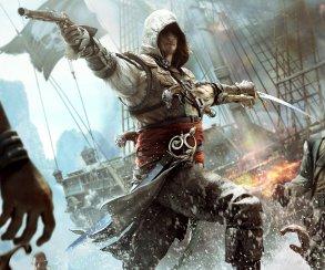 Кадры мультиплеера Assassin's Creed IV: Black Flag