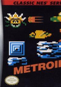 Обложка Classic NES Series: Metroid