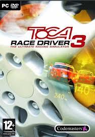 Обложка Race Driver 3