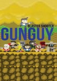 Обложка Blaster Shooter GunGuy!