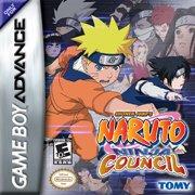 Обложка Naruto: Ninja Council