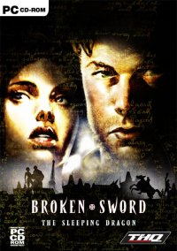 Обложка Broken Sword: The Sleeping Dragon