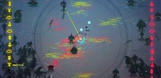 Laser Lasso BALL. Геймплейный трейлер