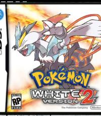 Обложка Pokémon White Version 2