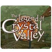 Обложка Легенда Хрустальной Долины