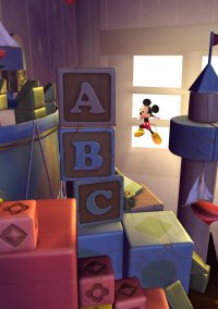 Обложка Disney Castle of Illusion starring Mickey Mouse