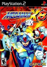Mega Man X8 – фото обложки игры
