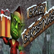 Обложка Crazy Christmas